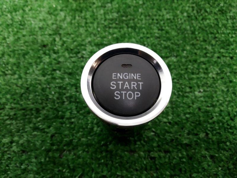 Кнопки в салон Toyota Crown GRS182 3GR-FSE 2003 кнопка Старт-Стоп