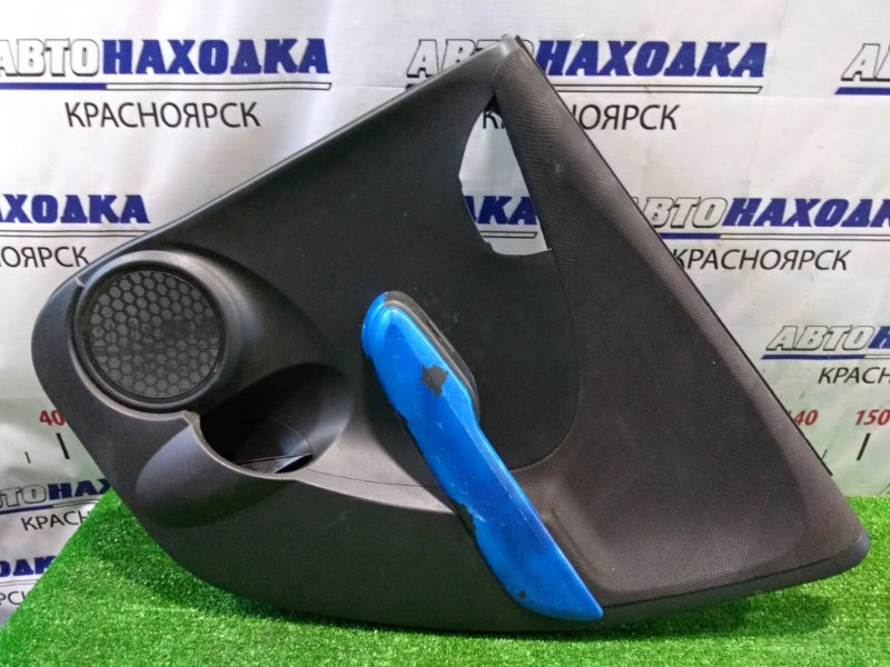 Обшивка двери Honda Fit GE8 L15A 2007 задняя правая RR