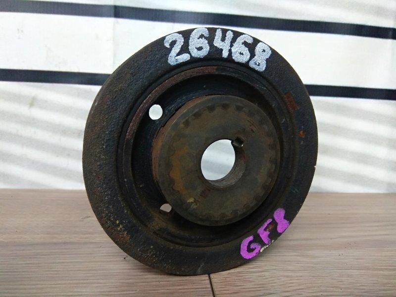 Шкив коленвала Subaru Impreza GF8 EJ20-T К73/ EJ205 WRX / коленвала