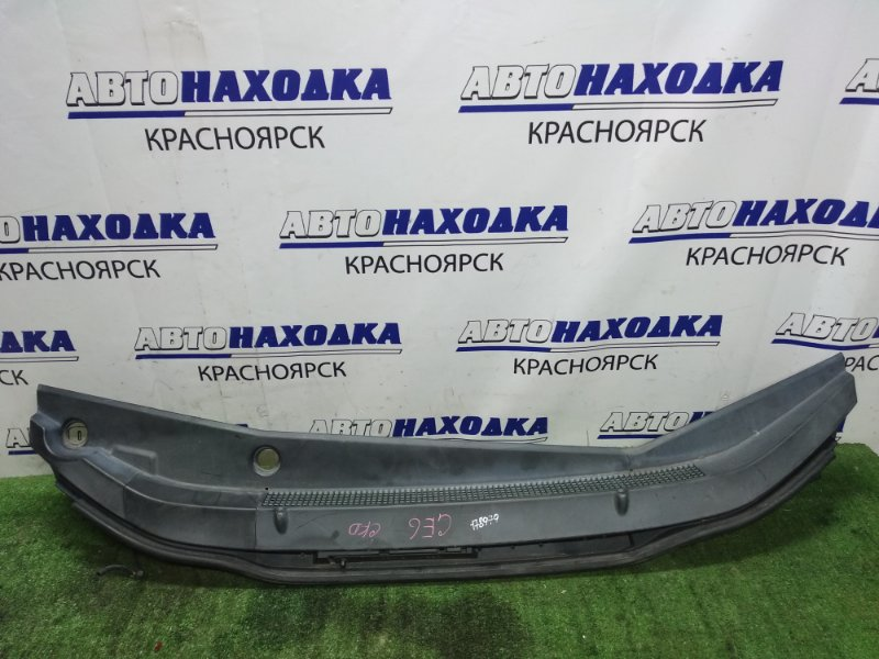 Решетка под лобовое стекло Honda Fit GE8