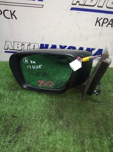 Зеркало Mazda Cx-7 ER3P левое антиблик+ камера, 11к