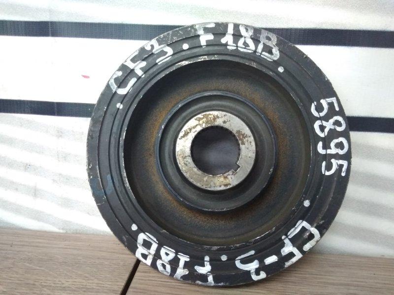 Шкив коленвала Honda Accord CF4 F18B