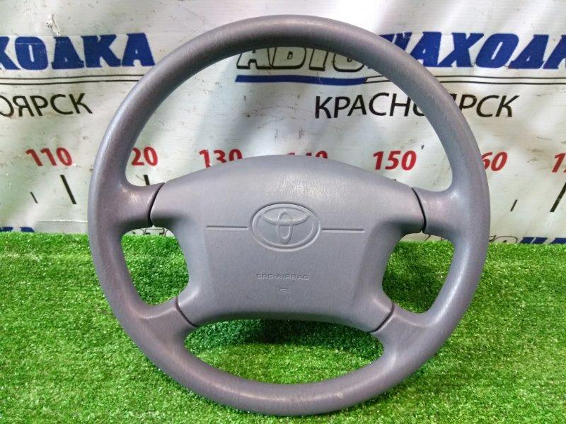 Airbag Toyota Lite Ace Noah SR40G 3S-FE 1996 С рулем на 4 спицы, без заряда. ХТС, цвет салона: AY10.