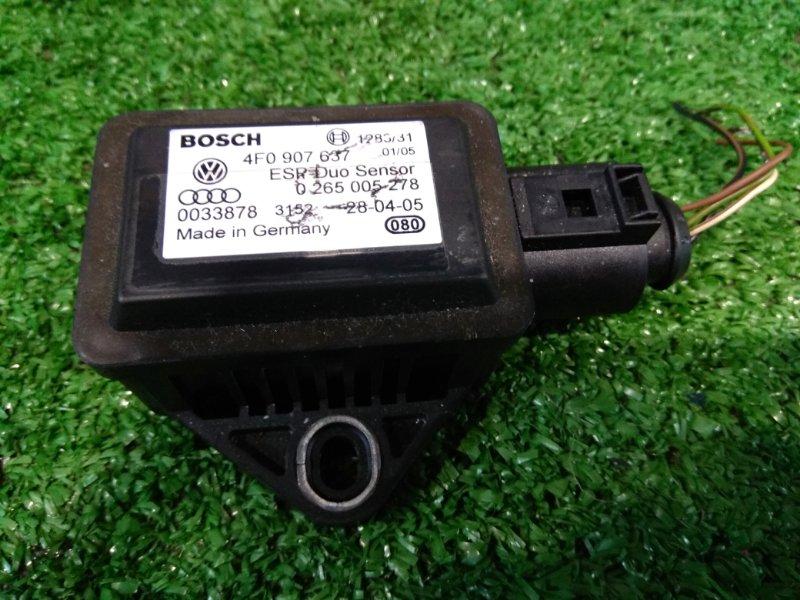 Датчик Audi A4 B7 BGB 2004 4F0907637 Датчик ускорения