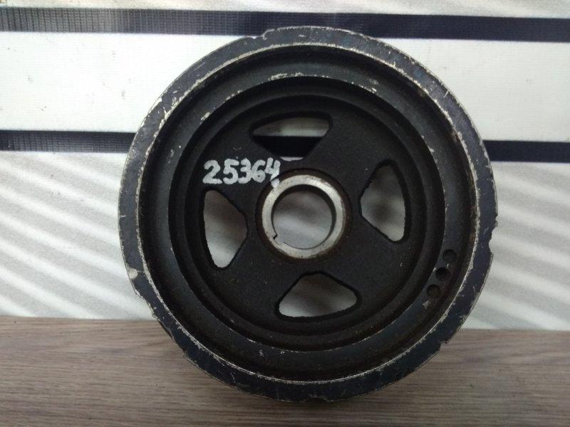 Шкив коленвала Nissan Cedric MY34 VQ25DD 1999 12303AG000, 12303AG001 *** несколько сколов