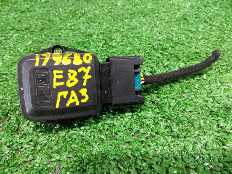 Датчик Bmw 116I E87 N45B16 2004 датчик положения педали акселератора(газа)