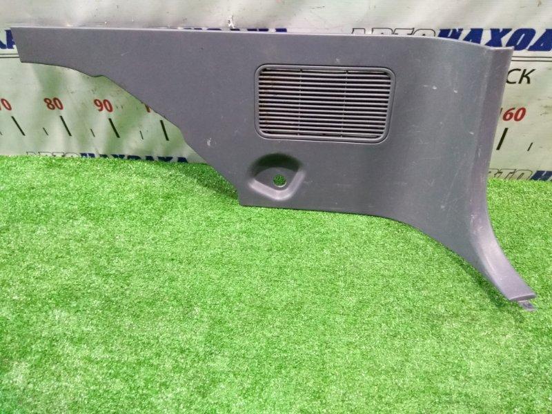 Обшивка багажника Toyota Lite Ace Noah SR40G 3S-FE 1996 задняя правая нижняя цвет салона: AY10