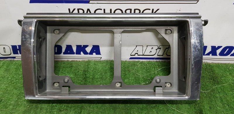 Рамка для номера Toyota Mark Ii GX81 1G-FE под номер