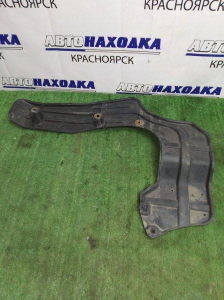 Защита Toyota Altezza GXE10 задняя