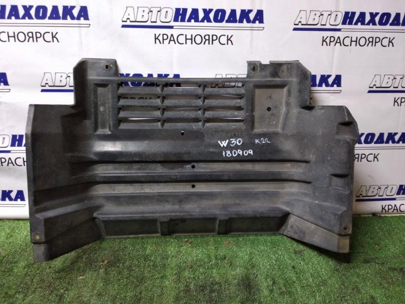 Защита двс Nissan Largo W30 KA24DE 1993 508420C001