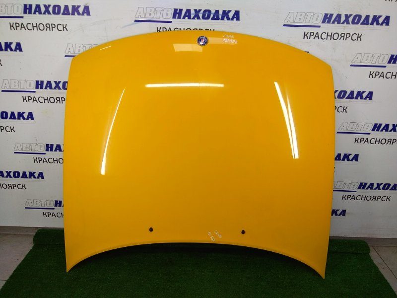 Капот Saab 9-3 B204E 1998 4328779