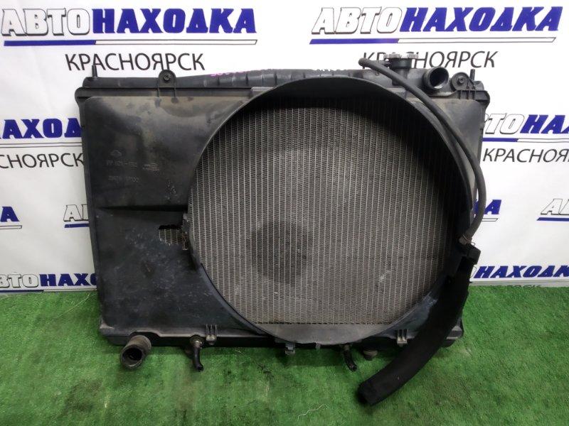 Радиатор двигателя Nissan Gloria MY33 VQ23DE A/T ,Дифузор