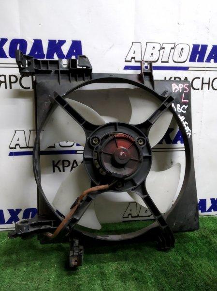 Вентилятор радиатора Subaru Legacy BP5 EJ20-T 2003 На охлаждение. L