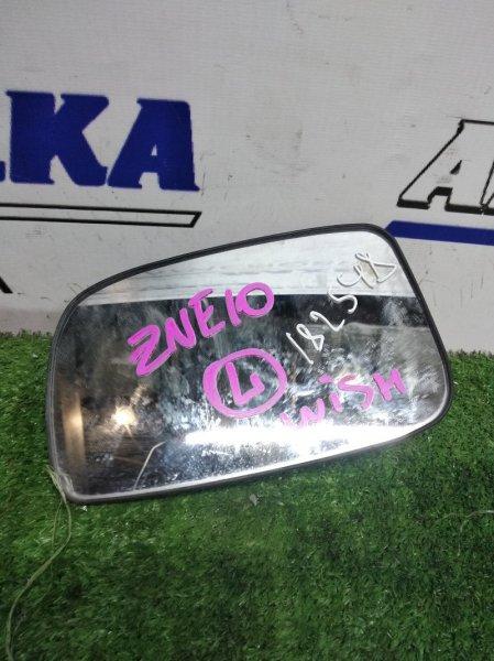 Зеркальный элемент Toyota Wish ZNE10G передний левый