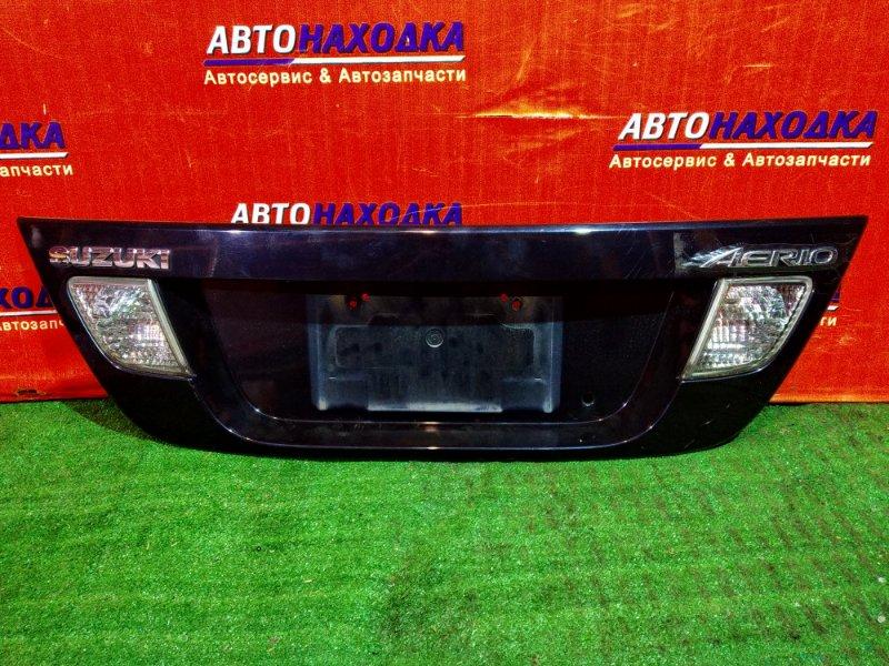 Вставка между стопов Suzuki Aerio RB21S M15A 11.2001 83940-54G00 ПЛАНКА ПОД НОМЕР, ЗАДНИЙ ХОД 36250-54G0,