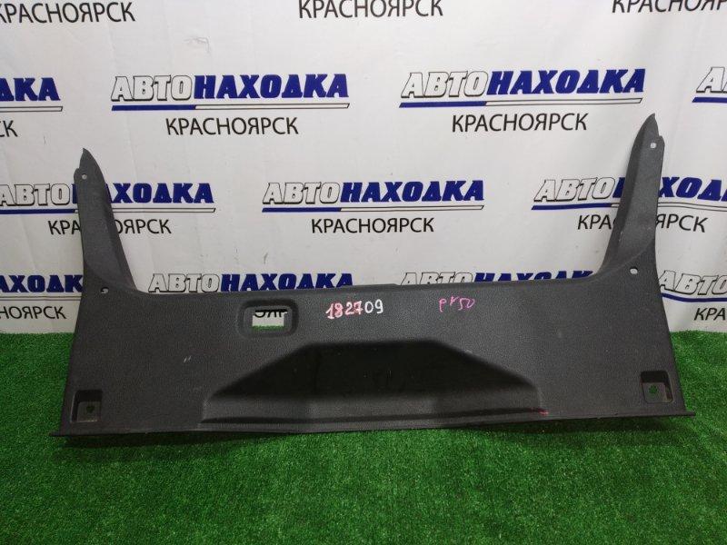 Накладка багажника Nissan Fuga PY50 багажника