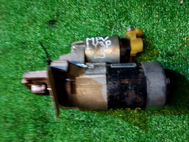 Стартер Mazda Cx-7 ER3P L3-VDT L327, M000T87681, MPV LY3P(CR3W=2WD)