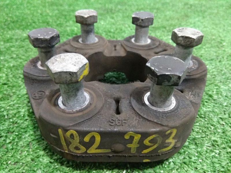 Муфта карданного вала Bmw 116I E87 N45B16 2004 26117511454 с болтами X5 E70 2007-2013