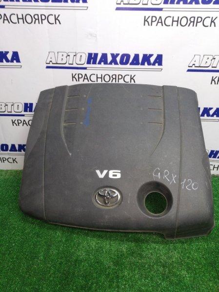 Крышка гбц Toyota Mark X GRX120 4GR-FSE 11209-31021