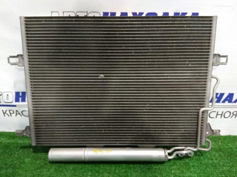 Радиатор кондиционера Mercedes-Benz E280 211.054 272.943 2002 A2115001154