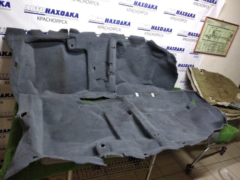 Обшивка пола Toyota Carina AT211 7AFE 2мод
