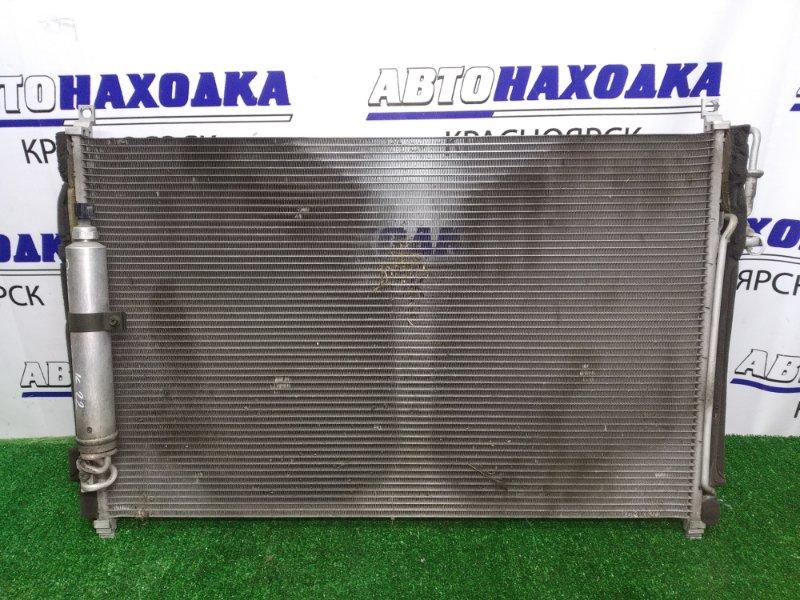 Радиатор кондиционера Nissan Fuga PY50 VQ35DE