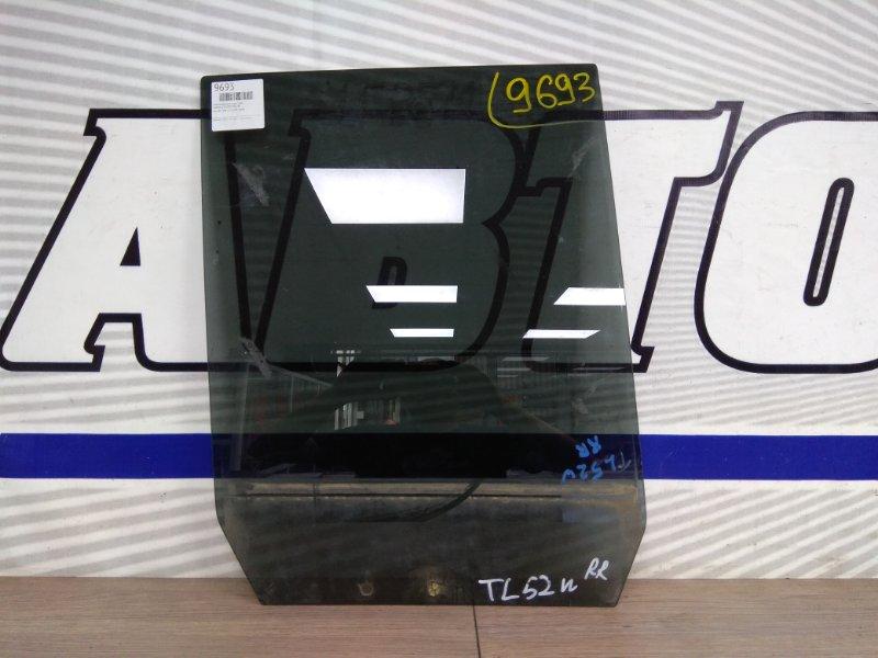 Стекло боковое Suzuki Escudo TD52W заднее правое заднее правое стекло тонир
