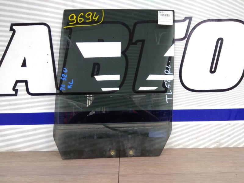 Стекло боковое Suzuki Escudo TD52W заднее левое заднее левое стекло тонир 1-ое подъемн снято