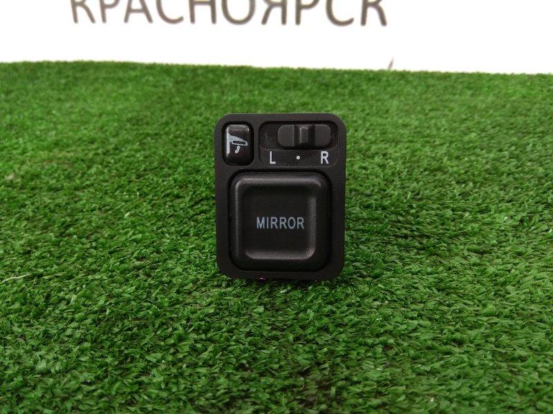 Кнопки в салон Suzuki Splash XB32S K12B 2008 регулировка зеркал