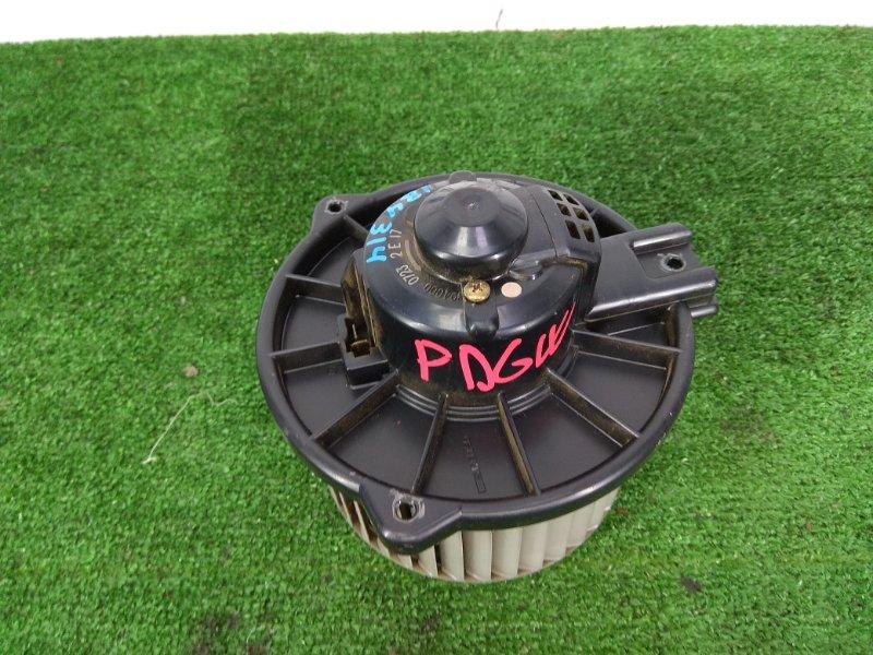 Мотор печки Mitsubishi Delica Space Gear PD6W 6G72 1994