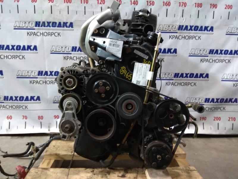 Двигатель Mitsubishi Ek Wagon H81W 3G83 2004 971051 № 971051 пробег 22 т.км. 2005 г.в. ОТС. В сборе. (кроме