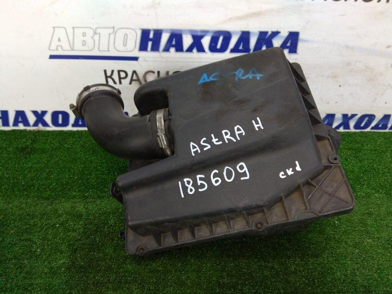 Корпус воздушного фильтра Opel Astra H Z18XE 2004 0834761