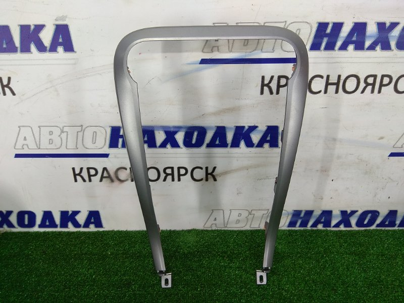 Накладка пластиковая в салон Suzuki Splash XB32S K12B 2008 облицовка центральной консоли