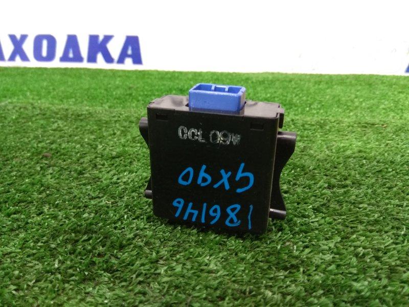 Блок управления рулевой рейкой Toyota Mark Ii JZX90 1JZ-GE 1992 89650-22170 блок управления рулевой