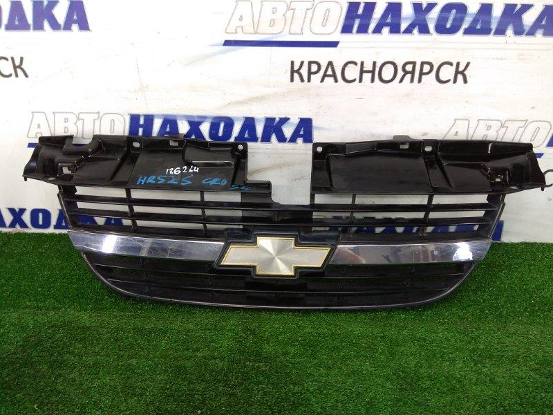 Решетка радиатора Suzuki Cruze HR52S M13A 2001 Хром, отс