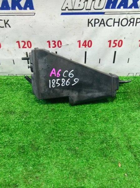 Бачок обратки топлива Audi A6 C6 BDW 2004 4F0201803E абсорбер - уловитель паров топлива