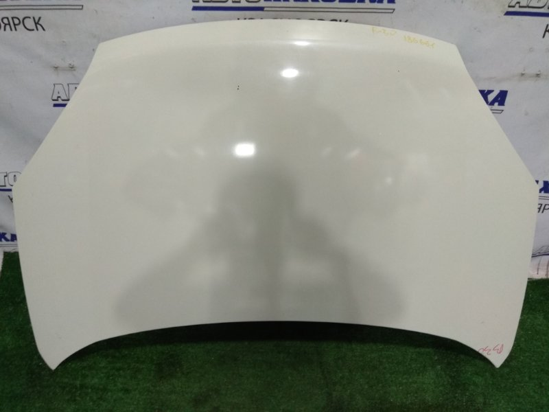 Капот Nissan Lafesta B30 MR20DE 2004 1 мод. (дорестайлинг)