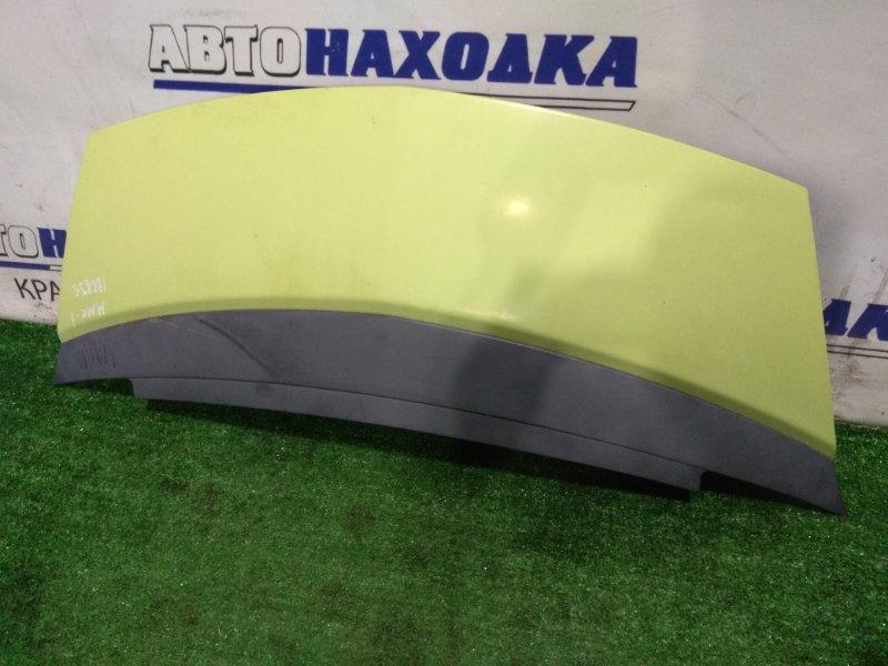 Капот Mitsubishi I HA1W 3B20 2006 ХТС