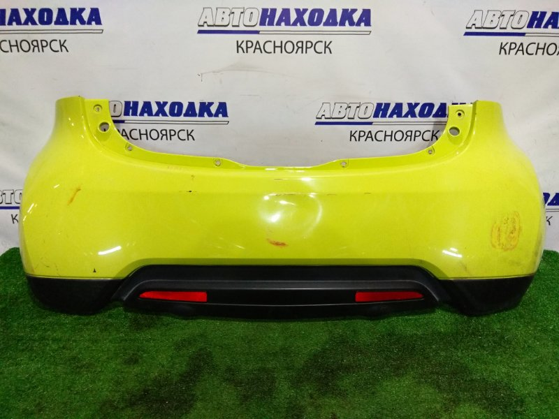 Бампер Mitsubishi I HA1W 3B20 2006 задний задний