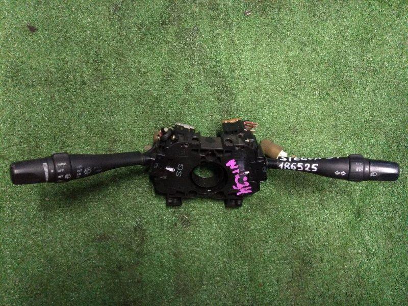 Переключатель подрулевой Nissan Stagea WHC34 RB20DE ТУМАНКИ, В СБОРЕ