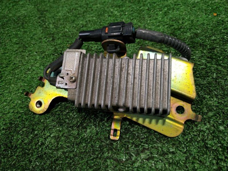 Реле Toyota Mark X GRX120 4GR-FSE 2004 переднее 23080-31040 сопротивление (резистор) 0,32 Ом. На топливный