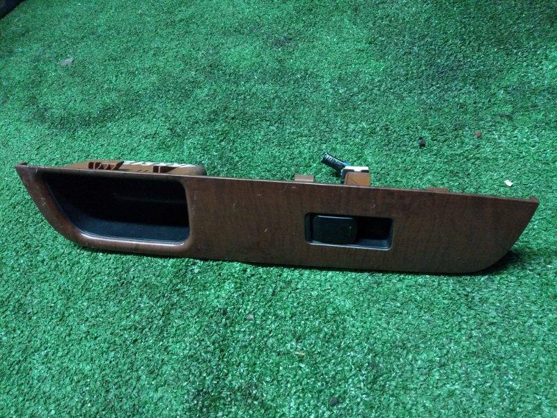 Кнопка стеклоподъемника Nissan Lafesta B30 MR18DE передняя левая 25411-ED000 TIIDA JC11