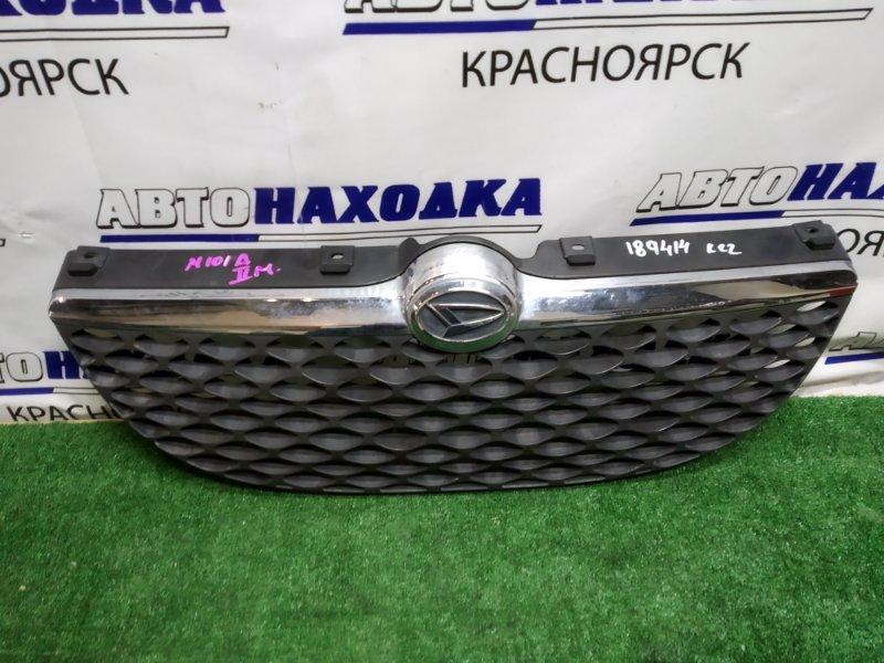 Решетка радиатора Toyota Duet M100A 2мод