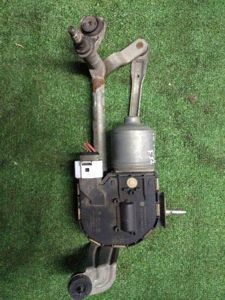 Мотор дворников Volkswagen Golf Plus 5M1 BLF правый +ТРАПЕЦИЯ