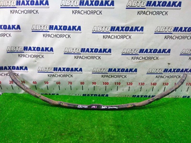 Усилитель бампера Honda Domani MB3 D15B 1997 передний верхний сабля