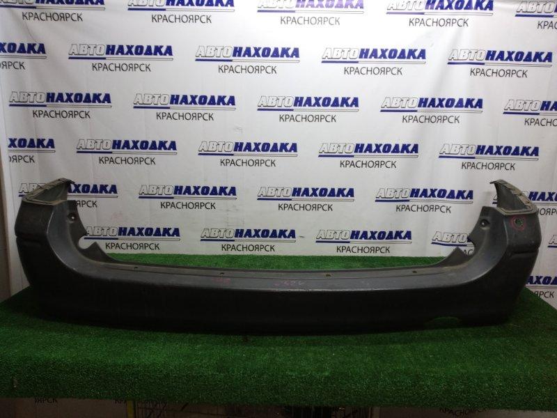 Бампер Mitsubishi Lancer Cargo CS2V задний с дефектом/смотри фото