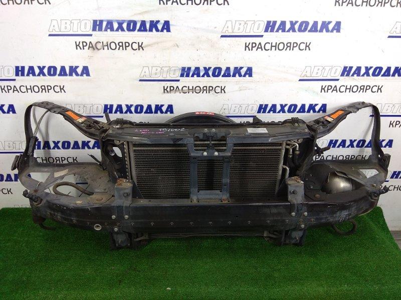 Рамка радиатора Mercedes-Benz S350 W220 M112E37 2002 передняя в сборе с радиаторами кондиционера и