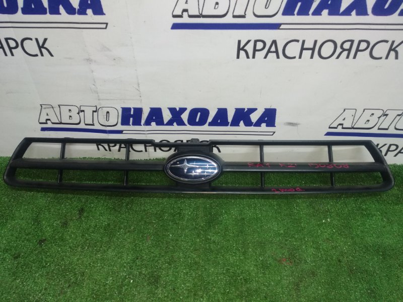 Решетка радиатора Subaru Pleo RA1 передняя 2мод
