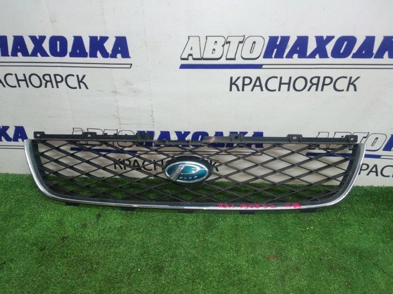 Решетка радиатора Subaru Pleo RA1 передняя 1мод