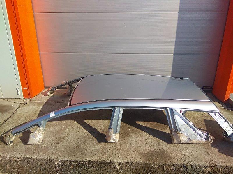 Крыша Honda Fit Shuttle GP2 LDA 2011 Со стойками по стекла. Серебристая, цвет кузова: NH700M.